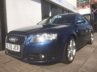 Audi A4 Avant 2.0 TDI S Line 5dr FULL SERVICE HISTORY 11 STAMPS