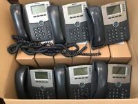 VOIP phones CISCO x 6