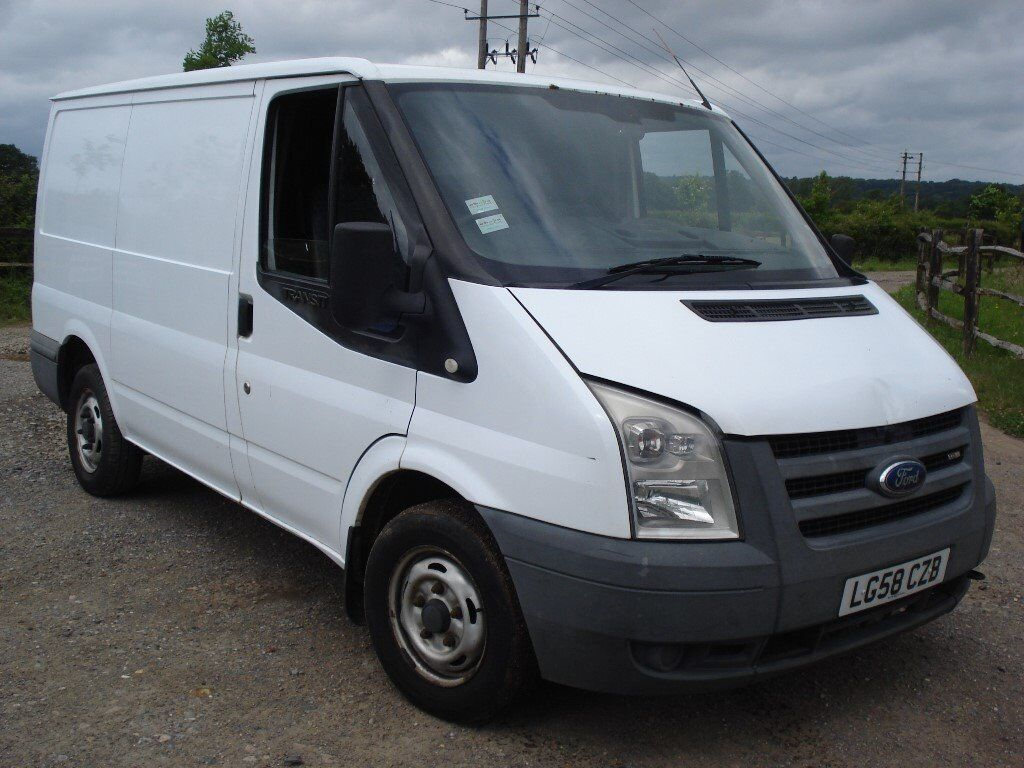 ford transit 2008 in mitcham london gumtree. Black Bedroom Furniture Sets. Home Design Ideas