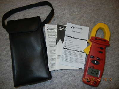 Amprobe Ac40b Digital Clamp Meter Excellent Condition