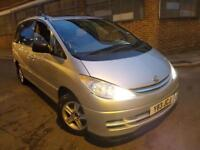 Toyota Previa 2.4 CDX 5dr (7 Seat) AUTOMATIC 2001 CALL 07709297381
