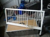 Cage fronts