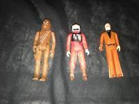 Vintage Star Wars Figures ooo