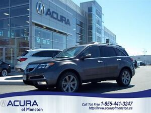 2011 Acura MDX Elite Package
