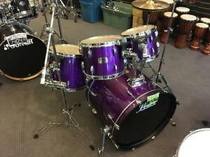 Drum Pearl export 10-12-14-22 Mauve (shell pack)