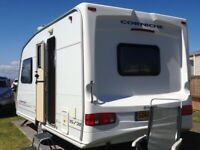 Swift Corniche 2 berth caravan