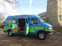 Chauffeur Driven Mystery Machine Great Prom Wedding Car Limousine