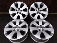 """08- VAUXHALL INSIGNIA SRI 17""""x7J ALLOYS *UK WIDE POSTAGE AVAILABLE*"""