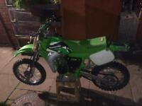 1994 Kawasaki kx 60