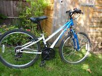 Children's bike size 24 , needs TLC