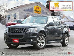 2010 Ford Explorer Sport Trac Limited Rare Unit , Adrenaline Ed.
