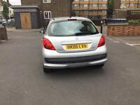 2006 Peugeot 207 1.4L diesel low millage car very cheap