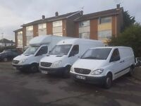 Removals Service, Man and Van, Insured and Reliable..Northampton, Milton Keynes, Oxford