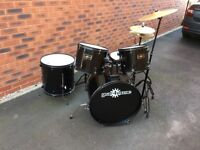 Drum kit for sale £100