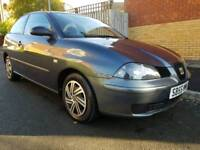 Seat Ibiza 1.2sx 3 Door Blue Manchester Cheap Insurance