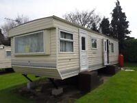 Static caravan Nottinghamshire