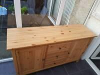 Ikea Hemnes wooden Sideboard for sale