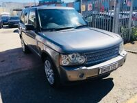 LANDROVER RANGE ROVER VOGUE 2009 DIESEL AUTOMATIC LEATHER SEATS DRIVES NICE 3.7