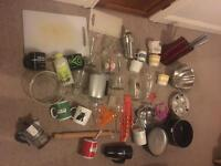 Collection of kitchen items