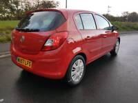 Vauxhall Corsa 1.3 cdti Club 5dr diesel with AIR CON 12 MONTHS MOT