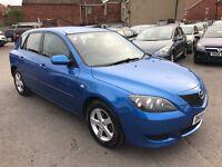 Mazda3 1.6 TS 5dr 2004 (54 reg), Hatchback £1100