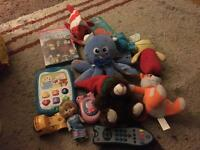 Small bundle toys