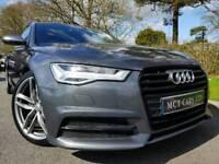 (Daytona Grey) April 2015 Audi A6 S Line Black Edition Avant! One Owner! Full Audi Service History!