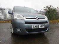 59 CITROEN BERLINGO MULTISPACE 1.6 HDI VTR DIESEL,MOT OCT 018,2 OWNERS,2 KEYS,PART HISTORY,STUNNING
