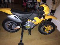 Boys Battery Operated motor bike