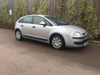 LEFT HAND DRIVE + CITROEN C4 + 1.6 HDI + + 2008 + 1 OWNER FROM NEW