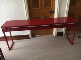 Ikea desk unit