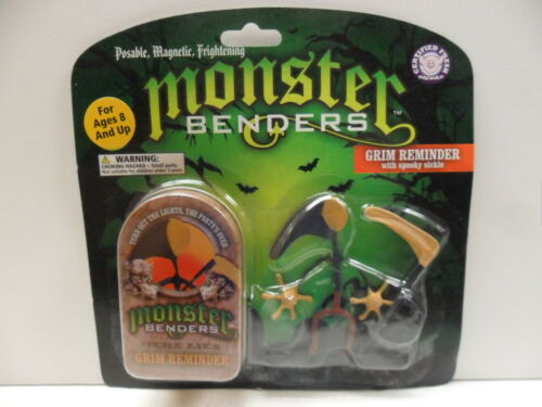 Hogwild Monster Benders Halloween Grim Reminder 2008