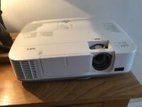 NEC projector never been used