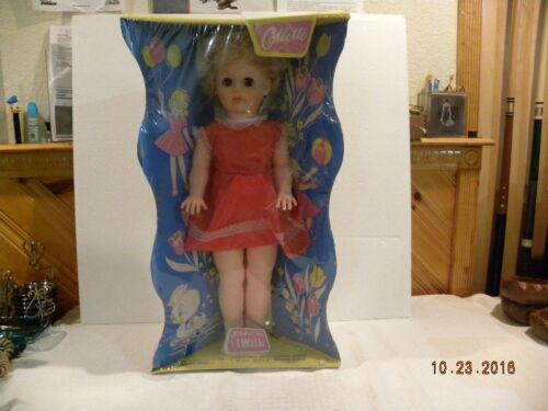 Vintage Collette Walking Doll
