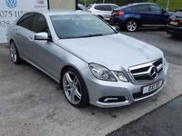 AUG 2009 MERCEDES E350 AVANTGARDE 3.0 CDI AUTO BLUE EFFICIENCY (FINANCE & WARRANTY AVAILABLE)