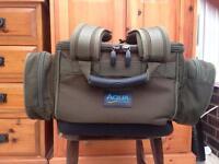Aqua roving rucksack .