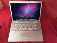 Apple MacBook Pro A1211 (15'), 120GB, +WARRANTY, NO OFFERS
