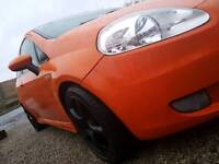 2007 Fiat Grande Punto Turbo 1.4 Tjet sporting sell or swap