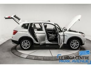 2014 BMW X3 xDrive28i, PREMIUM, CUIR, TOIT, NAV
