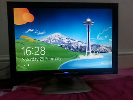 17 inch lcd monitor in 10 pound