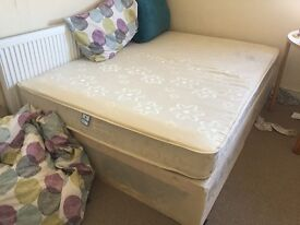 Double Bed 90pound