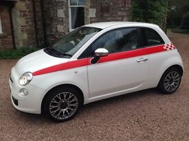 Immaculate Well Maintained Fiat 500