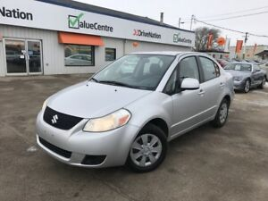 2010 Suzuki SX4 PST PAID***GOOD ON GAS***GREAT FOR STUDENT