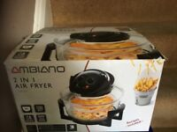 Air Fryer 2in1 Ambiano Fryer for Sale