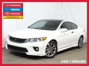 2014 Honda Accord TOURING+V6+MANUEL+KIT HFP*WOW*RARE*