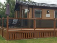 Luxury Lodge to Rent at Golf Village Seton Sands