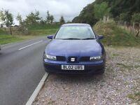 Seat Leon 2002 1600 low milesge