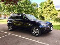 2008 BMW X5 3.0 M Sport Drive 5dr   7 Seaters   Leather Seats   Navigation   Automatic   Service Hst