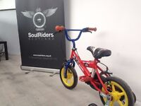 Kids bike, stabilizers girls, boys, Lots available.