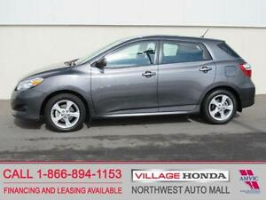 2014 Toyota Matrix | One Owner | Low Mileage | Auto